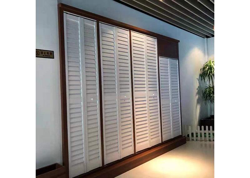 pvc折叠门
